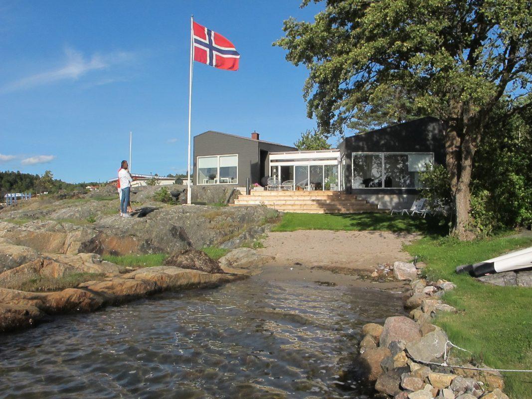 Blåtann-hytte Bamle 1