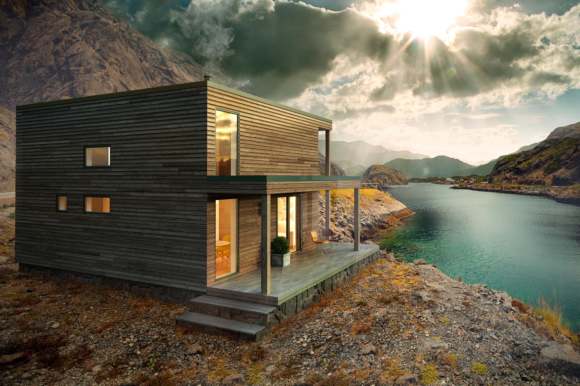 Blåtann hytte 1021