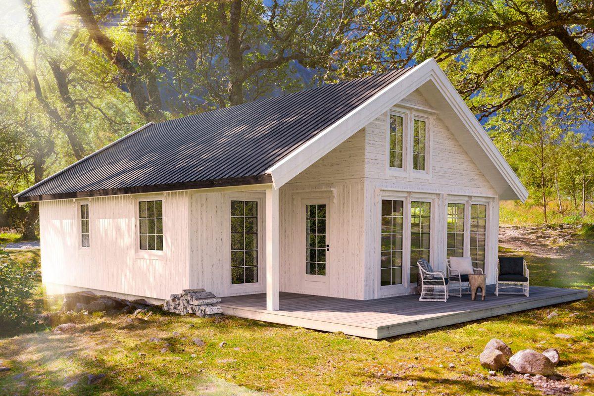 Volva hytte Ingeborg