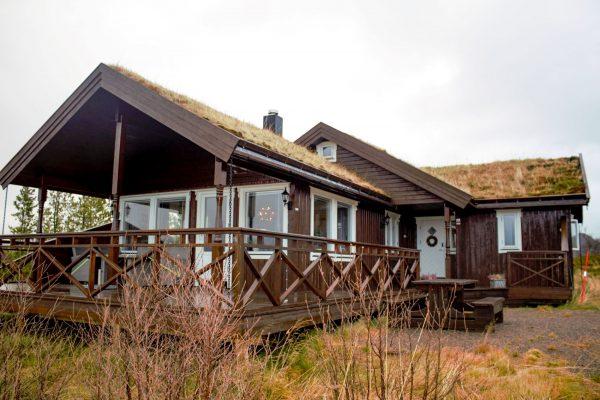 Eidsfjord Eksterior